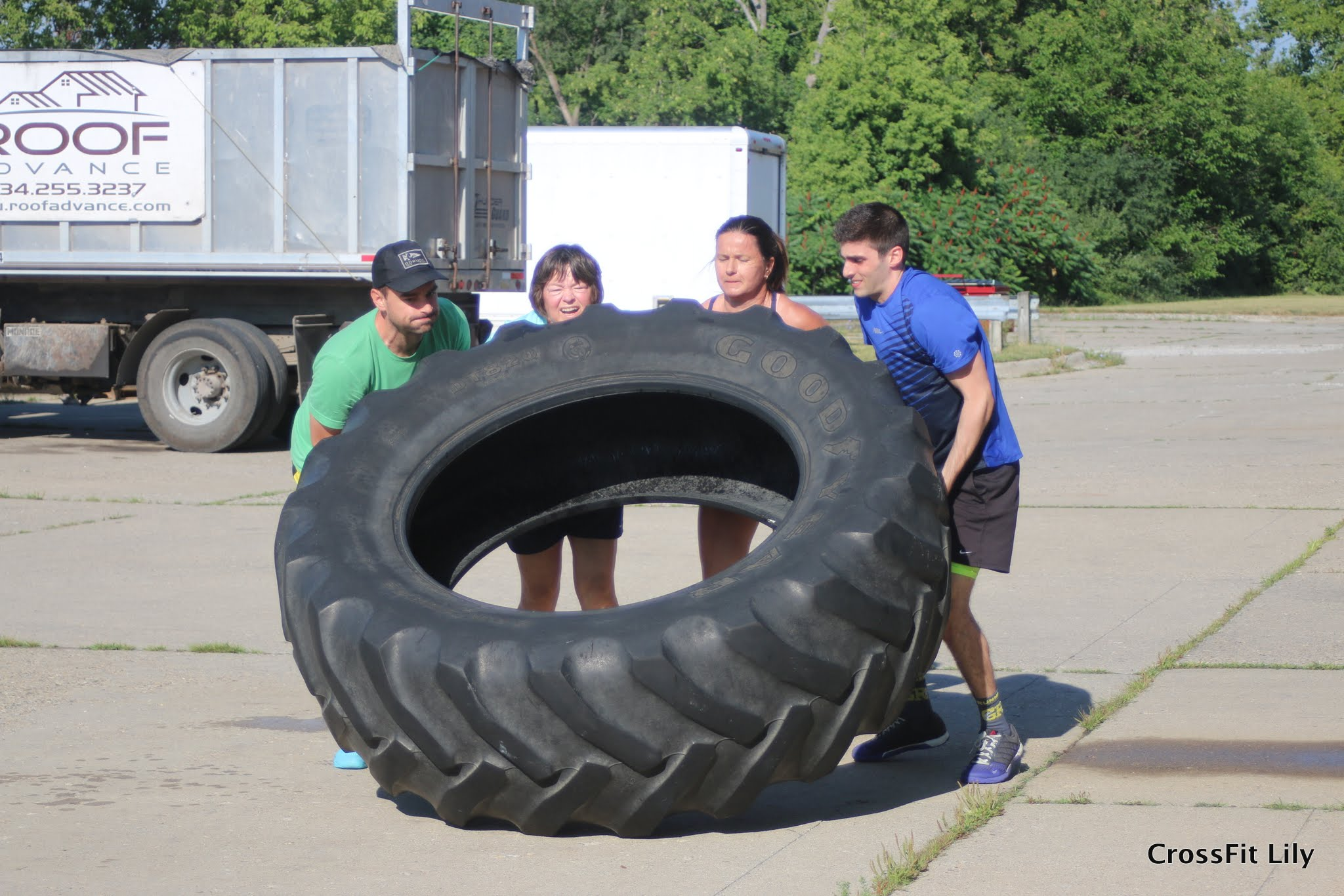 crossfit ann arbor ypsilanti olympic weightlifting gym
