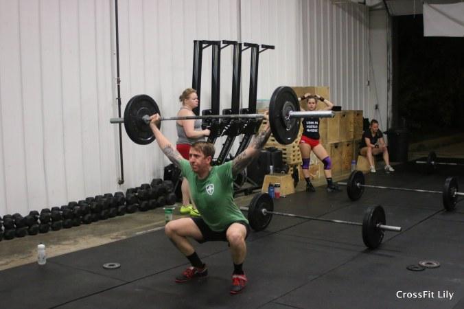 ypsilanti crossfit ann arbor weightlifting